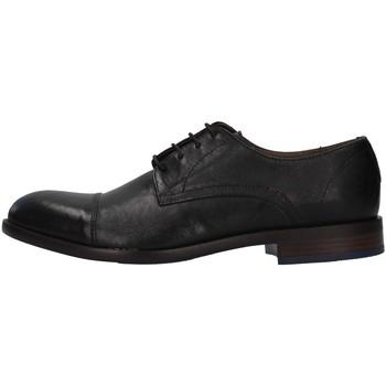 Cipők Férfi Oxford cipők Re Blu' 7760 BLACK