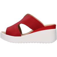 Cipők Női Papucsok Melluso 019149 RED