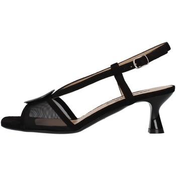 Cipők Női Szandálok / Saruk Melluso S402 BLACK