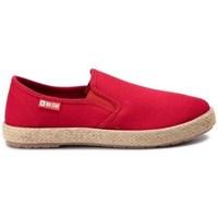 Cipők Női Gyékény talpú cipők Big Star 274017 Piros