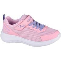 Cipők Lány Rövid szárú edzőcipők Skechers Selectors Jammin Jogger Rózsaszín