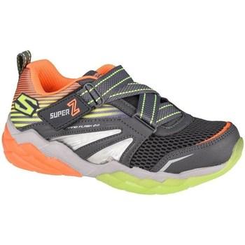 Cipők Gyerek Rövid szárú edzőcipők Skechers Rapid Flash 20SOLUXE