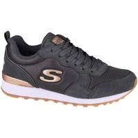 Cipők Lány Rövid szárú edzőcipők Skechers OG 85 Goldn Girl