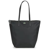 Táskák Női Bevásárló szatyrok / Bevásárló táskák Lacoste L.12.12 CONCEPT LONG Fekete