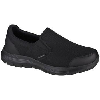 Cipők Férfi Belebújós cipők Skechers Flex Advantage 40 Fekete