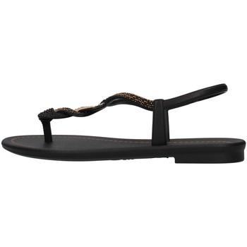 Cipők Női Szandálok / Saruk Grendha 18125 BLACK