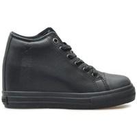 Cipők Női Csizmák Big Star EE274127 Fekete
