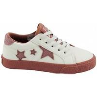 Cipők Gyerek Rövid szárú edzőcipők Big Star FF374035 Fehér