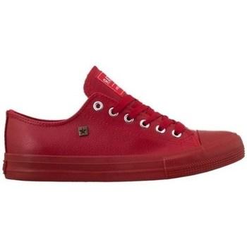 Cipők Férfi Rövid szárú edzőcipők Big Star V174348 Piros