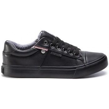 Cipők Női Rövid szárú edzőcipők Big Star GG274061 Fekete