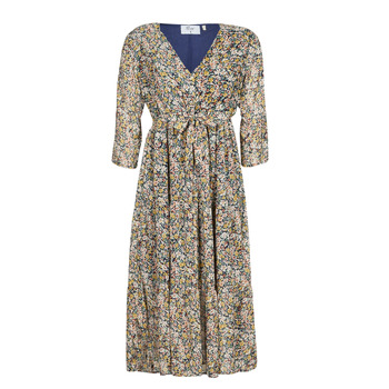 Ruhák Női Hosszú ruhák Betty London  Sokszínű