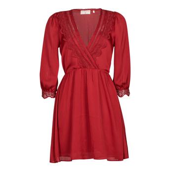 Ruhák Női Rövid ruhák Moony Mood ABIDOSE Piros