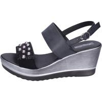 Cipők Női Szandálok / Saruk Fascino Donna BH167 Fekete