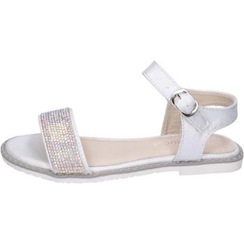 Cipők Lány Szandálok / Saruk Fiorucci BH173 Ezüst