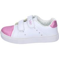 Cipők Lány Rövid szárú edzőcipők Solo Soprani BH180 Fehér