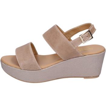 Cipők Női Szandálok / Saruk David Haron BH185 Bézs
