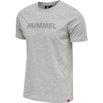 Ruhák Férfi Rövid ujjú pólók Hummel T-shirt  hmlLEGACY gris