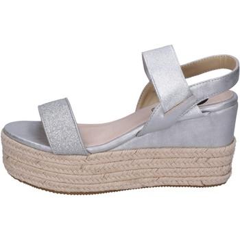 Cipők Női Szandálok / Saruk Energy BH199 Ezüst