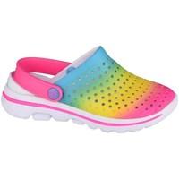 Cipők Lány Klumpák Skechers GO Walk 5 Play BY Play