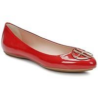 Cipők Női Balerina cipők / babák Hugo Boss Black LISETTE Piros