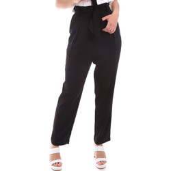 Ruhák Női Lenge nadrágok Gaudi 011BD25040 Fekete