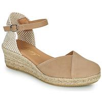 Cipők Női Szandálok / Saruk Betty London INONO Bézs