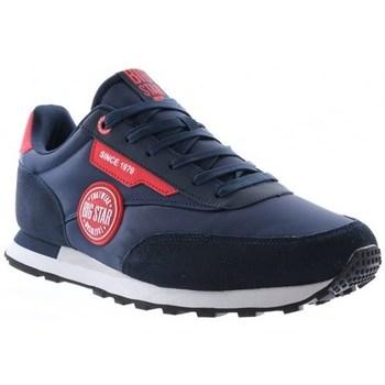 Cipők Férfi Rövid szárú edzőcipők Big Star HH174252