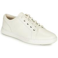 Cipők Férfi Rövid szárú edzőcipők FitFlop CHRISTOPHE Fehér