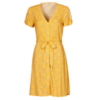 Ruhák Női Rövid ruhák Only ONLVIOLETTE Narancssárga