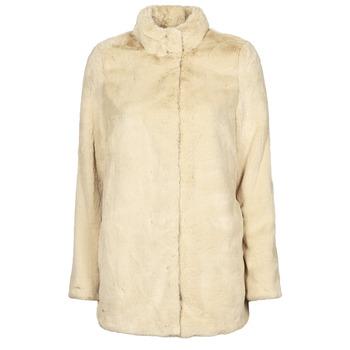 Ruhák Női Kabátok Vero Moda VMTHEA Bézs
