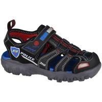 Cipők Fiú Sportszandálok Skechers Damager Iii Sand Patrol Fekete