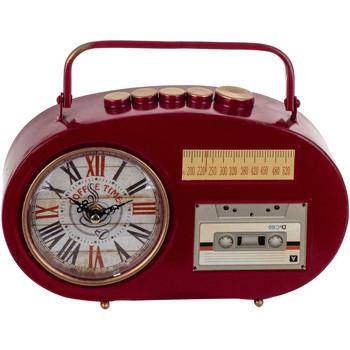 Otthon Órák Signes Grimalt Asztali Óra Transistor Rojo