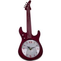 Otthon Órák Signes Grimalt Asztali Óra Guitar Rojo