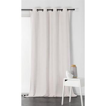 Otthon Függönyök és árnyékolók Linder ALASKA Fehér / Tört