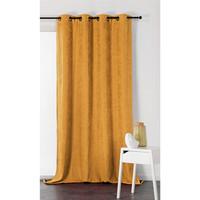 Otthon Függönyök és árnyékolók Linder ALASKA Citromsárga / Narancssárga