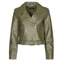 Ruhák Női Bőrkabátok / műbőr kabátok Only ONLVERA Keki