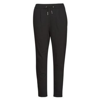Ruhák Női Chino nadrágok / Carrot nadrágok Only ONLPOPSWEAT Fekete