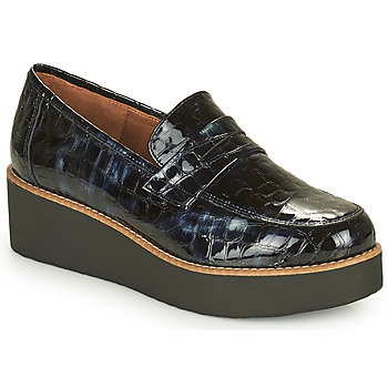 Cipők Női Mokkaszínek Fericelli PARNILLA Tengerész