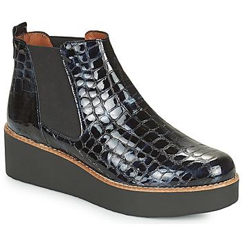 Cipők Női Csizmák Fericelli LORNA Tengerész