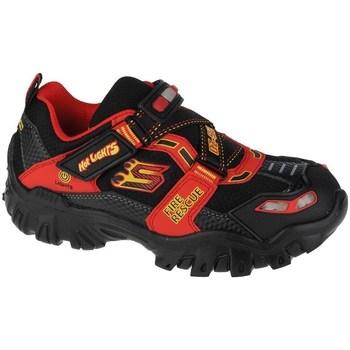 Cipők Gyerek Rövid szárú edzőcipők Skechers Damager Iii Fire Stopper