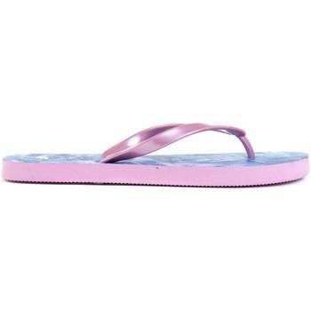 Cipők Női Lábujjközös papucsok 4F KLD004 Rózsaszín