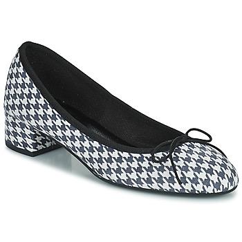 Cipők Női Félcipők JB Martin REVE Fekete