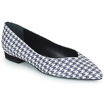 Cipők Női Balerina cipők  JB Martin VERONICA Fehér