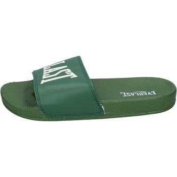 Cipők Női strandpapucsok Everlast BH236 Zöld