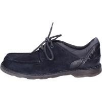 Cipők Férfi Oxford cipők Moma BH249 Kék