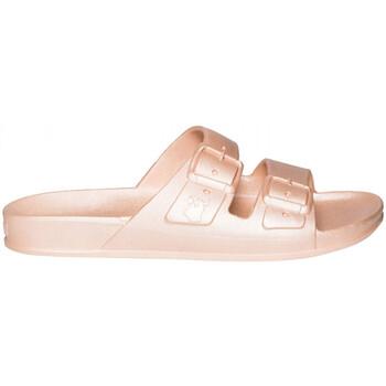 Cipők Női Papucsok Cacatoès Baleia Rózsaszín