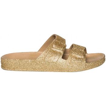Cipők Női Papucsok Cacatoès Trancoso Arany