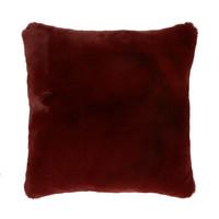 Otthon Párnák Pomax FLUF Piros / Sötét