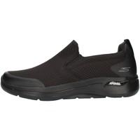 Cipők Férfi Belebújós cipők Skechers 216121 Black