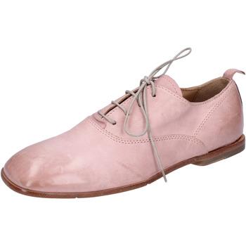 Cipők Női Oxford cipők Moma BH286 Rózsa